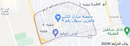خريطة مبارك الكبير