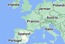 Location of Prancis