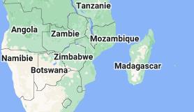 Mozambique: carte