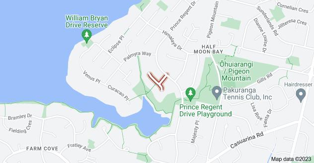 Location of Birman Close
