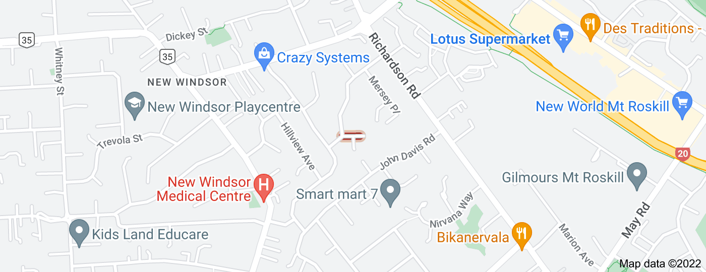 Location of Marconi Place