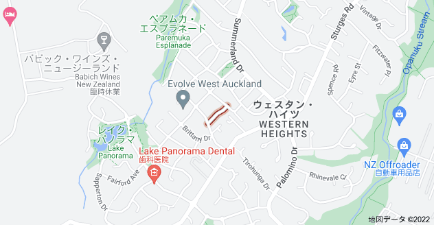Location of ナターシャ・レーン