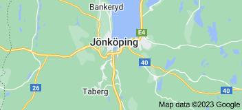 Location of Йоншьопинг