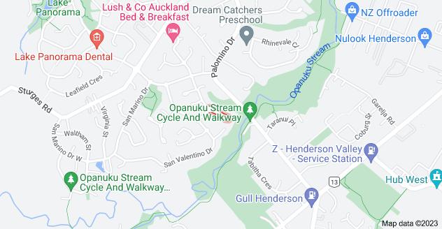 Location of San Vito Place