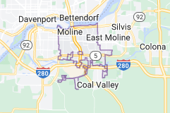 Moline Illinois Onsite PC & Printer Repairs, Network, Voice & Data Cabling Solutions