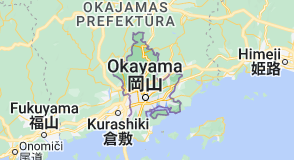 Location of Okajama