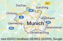 Location of Munique