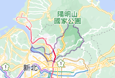 士林区の地図