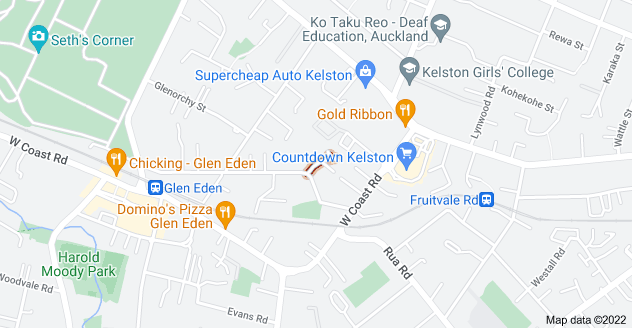 Location of Claywest Place