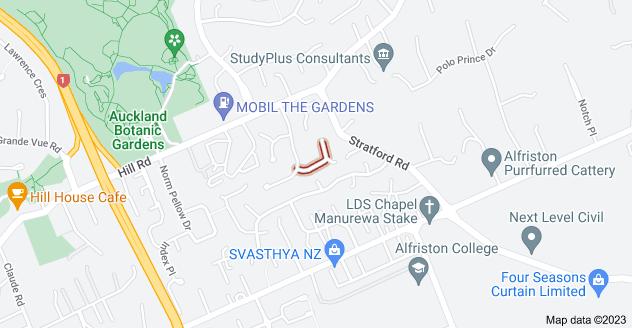 Location of Menen Place