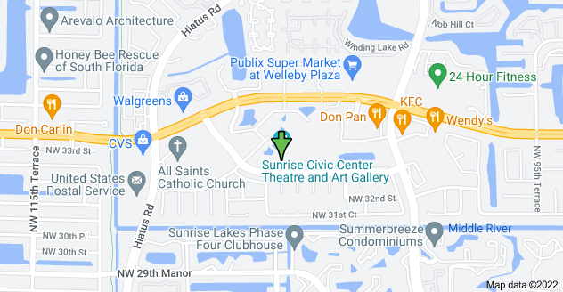 10610 W Oakland Park Blvd, Sunrise, FL 33351