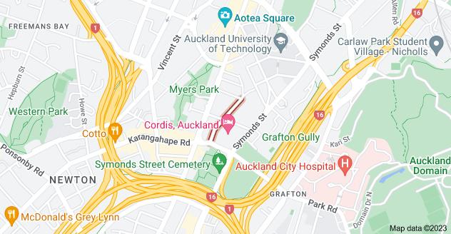 Location of Liverpool Street