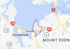 Location of بوينت شوفالييه
