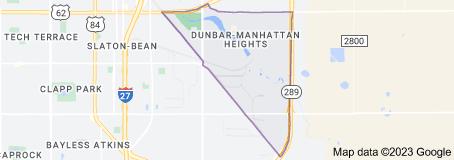 Dunbar-Manhattan Heights Lubbock,Texas <br><h3><a href=