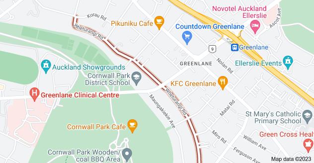 Location of Wheturangi Road