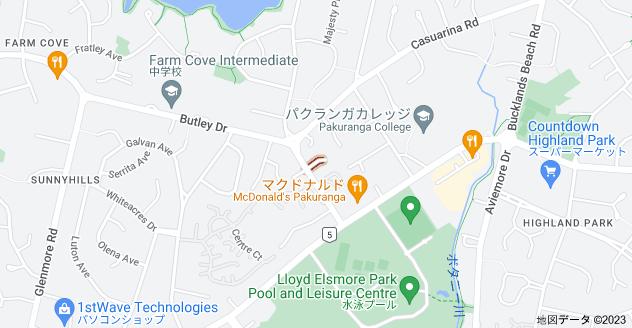 Location of ナッソー・コート