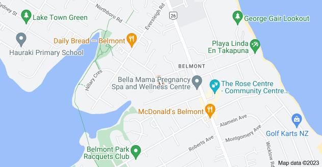 Location of Moa Street