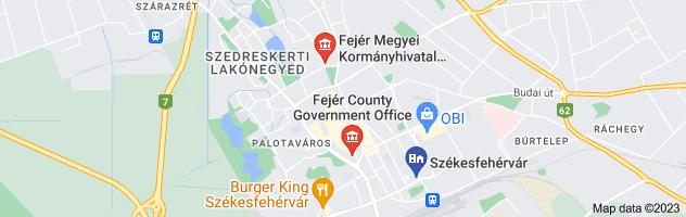 Székesfehérvári Járási Hivatal Agrárügyi Főosztály Földhivatali Osztály