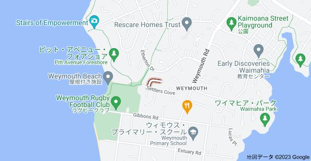 Location of ニューベジン・プレイス