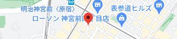 airCloset×ABLE (エアークローゼットエイブル)の地図