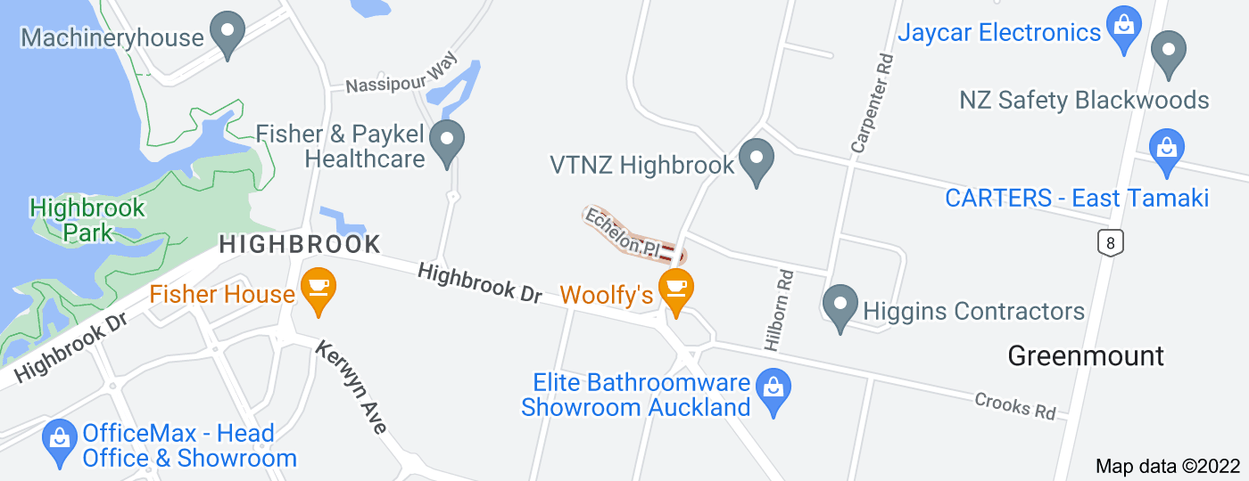 Location of Echelon Place