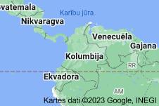 Location of Kolumbija