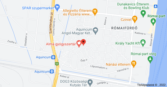 Budapest, Vízimolnár u. 10, 1031 térképe
