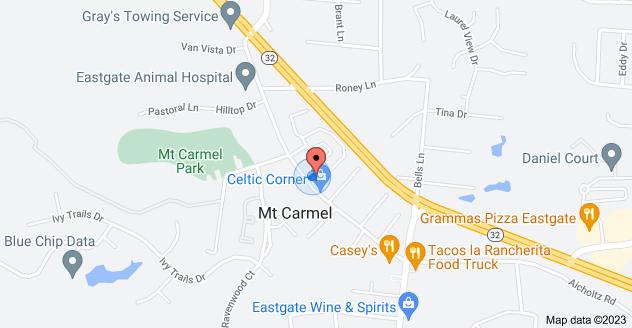 Map of 496 Cincinnati-Batavia Pike, Cincinnati, OH 45244