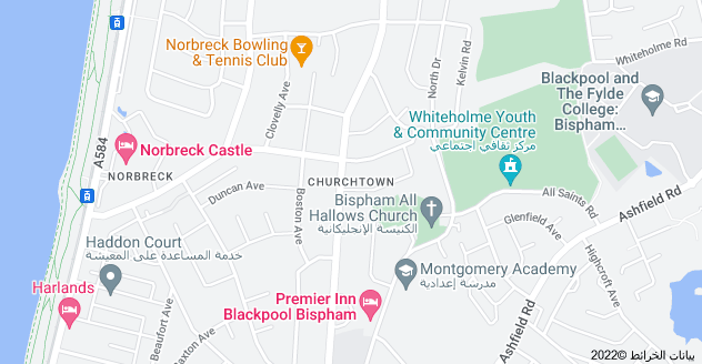 Location of Churchtown