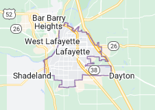 Lafayette Indiana High Quality Voice & Data Network Cabling Services Contractor