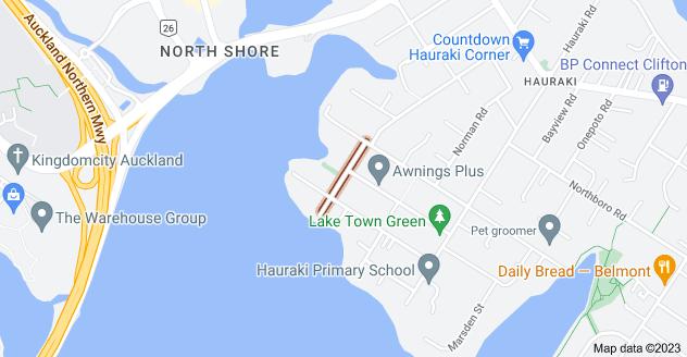 Location of Charles Street