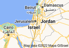 Location of Israel