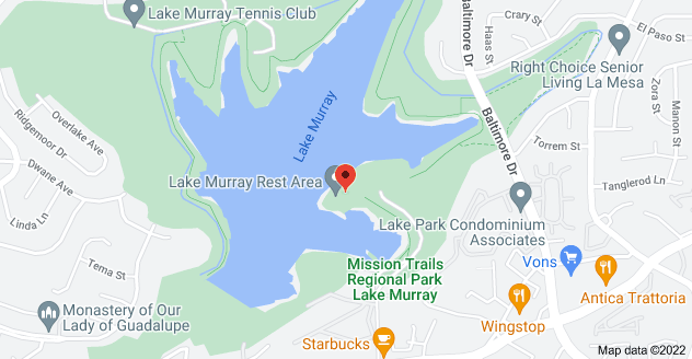 Map of Map for 32.785022,-117.041256