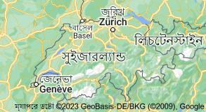 Location of সুইজারল্যান্ড