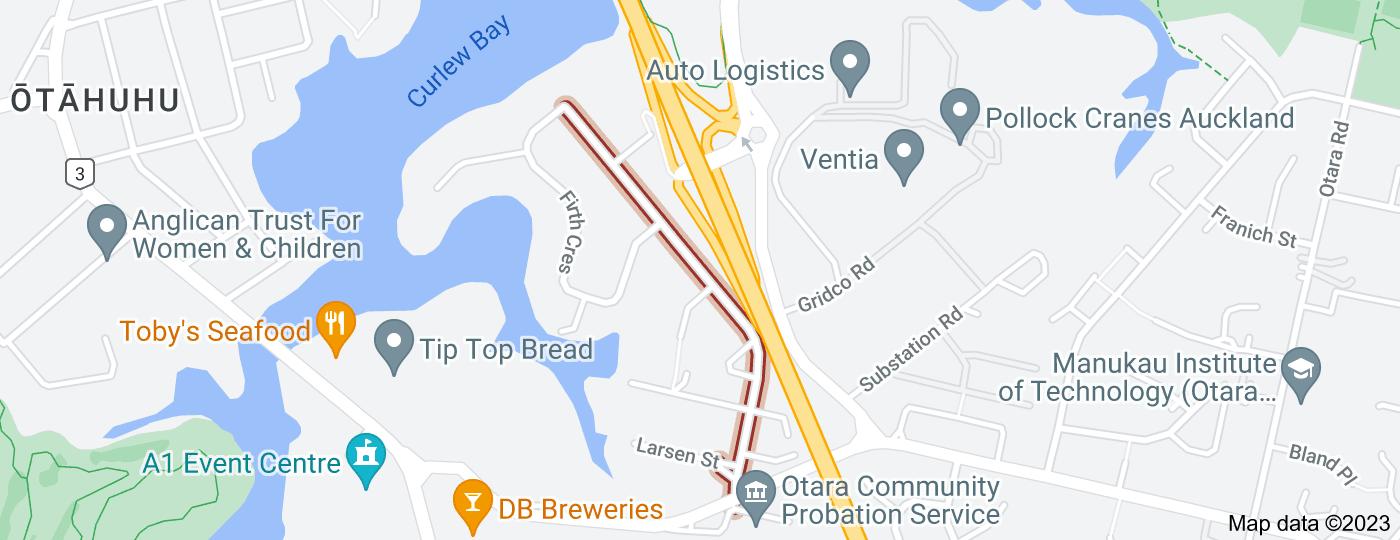 Location of Wymondley Road