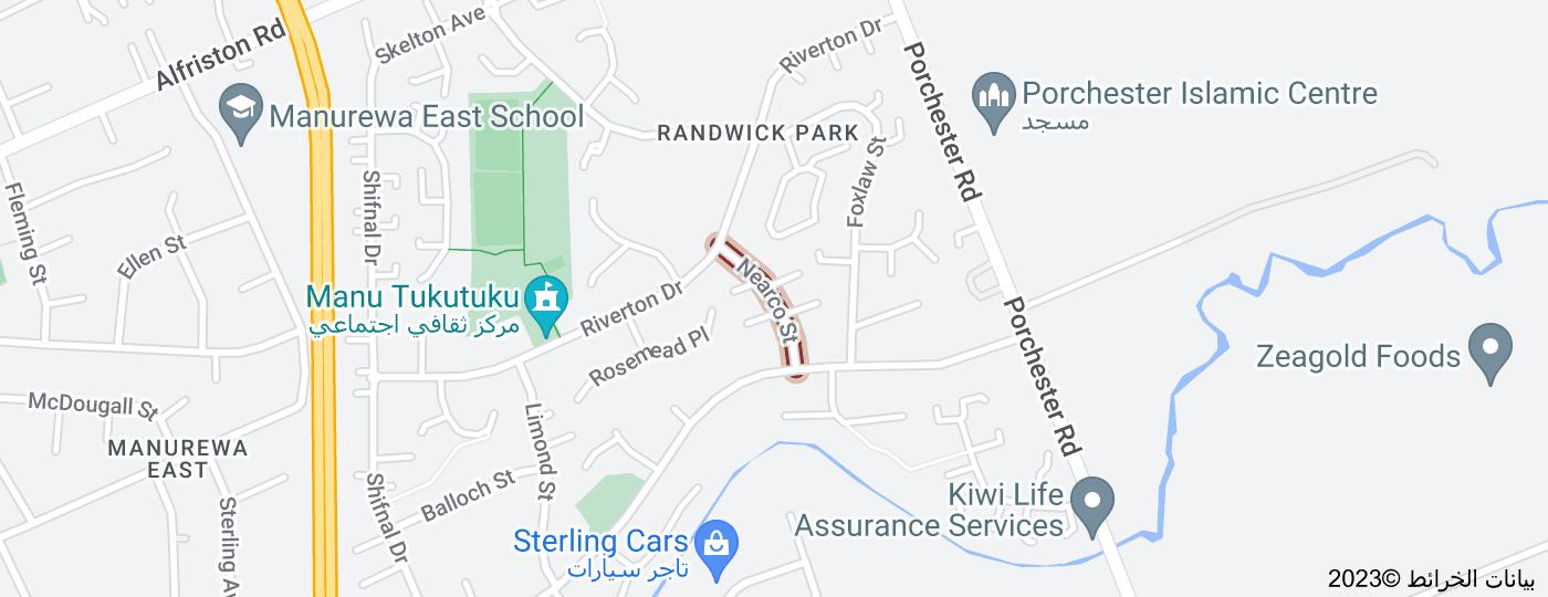 Location of Nearco Street