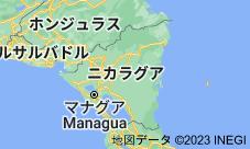 Location of ニカラグア