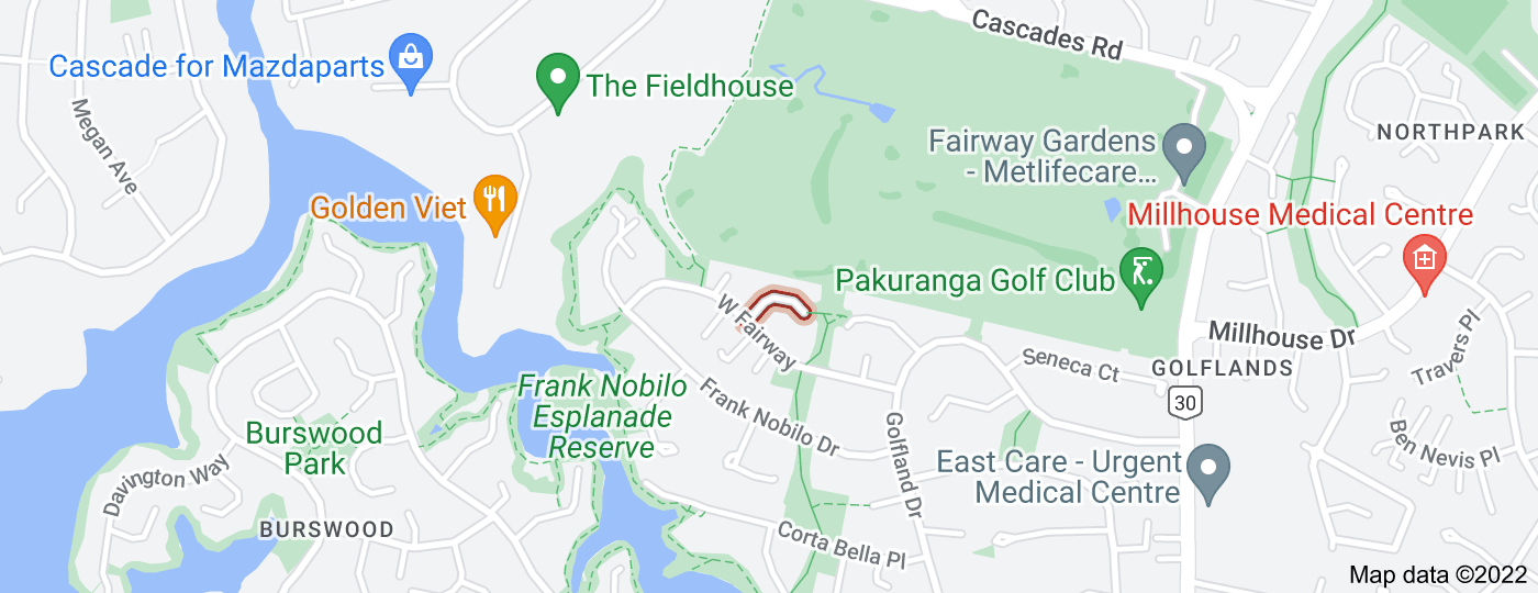 Location of Putter Place