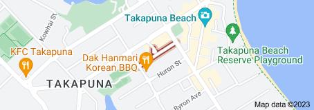 Location of Como Street