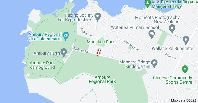 Location of Warden Place