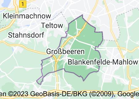 Großbeeren, Berlin