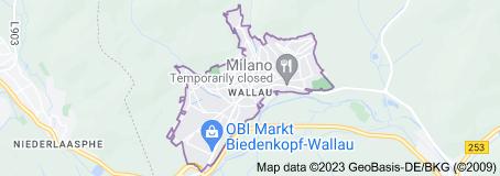 Location of Wallau