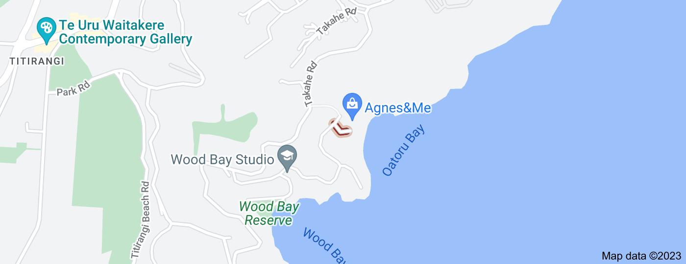 Location of Lancewood Avenue
