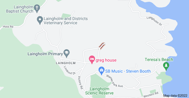 Location of Tane Road