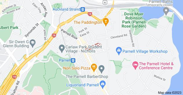 Location of Windsor Street