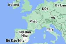 Location of Pháp