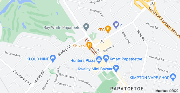 Location of Eric Baker Place