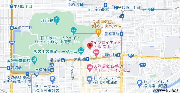 骨太味覚の地図