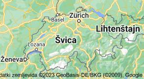 Location of Švica