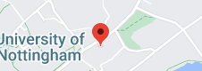 Location of Universidad de Nottingham